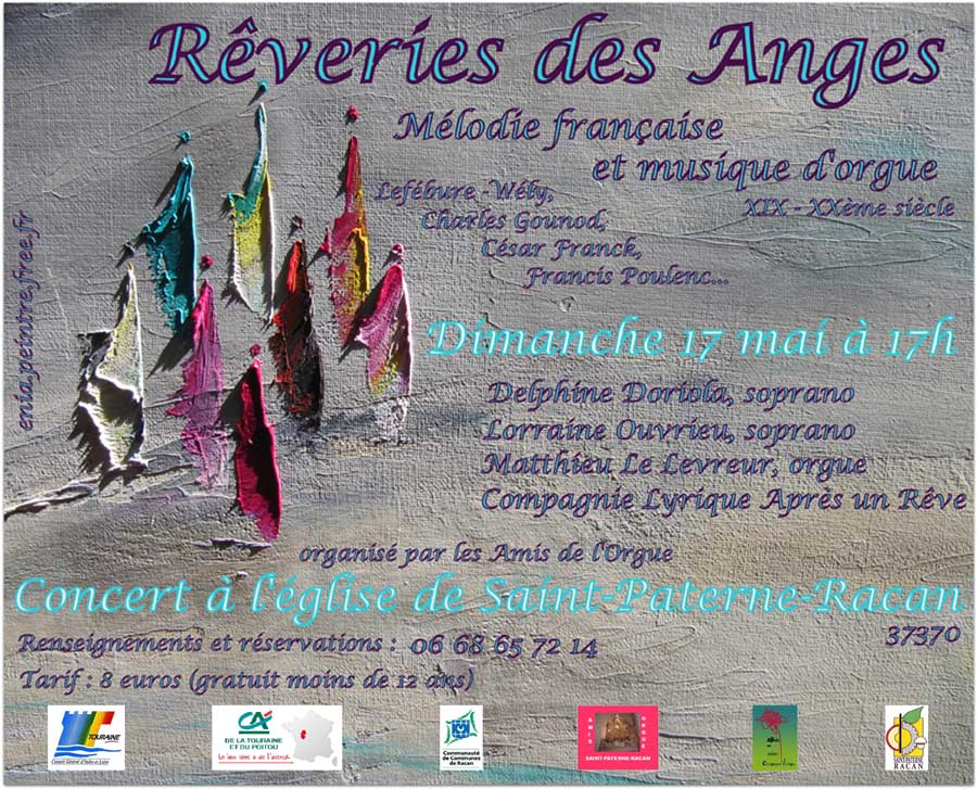 Rêveries des anges